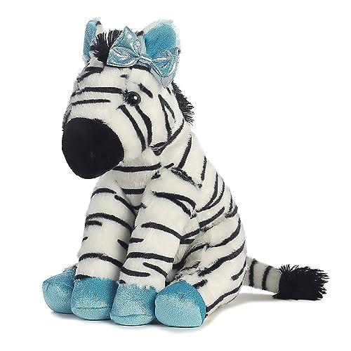Aurora World Plush Sparkle Zebra