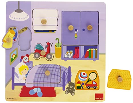 Goula - 53034 - Encastrement Chambre