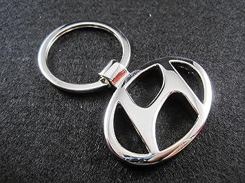 Llavero de metal compatible con Hyundai lla001-1