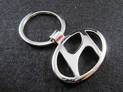 Llavero de metal compatible con Hyundai (M1) lla001-1