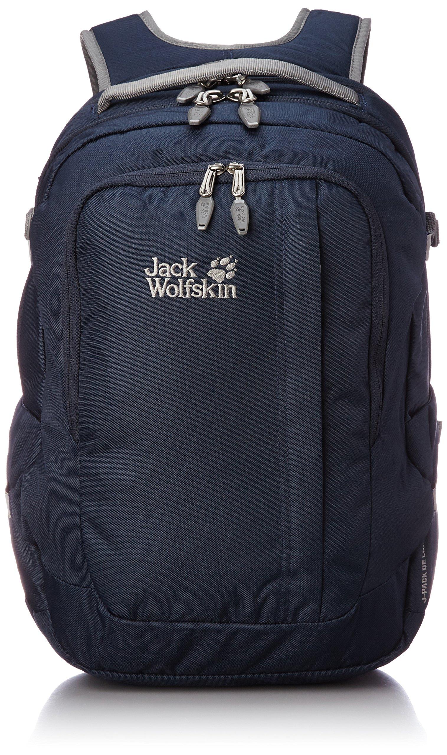 Jack Wolfskin J-Pack De Luxe Business-Travel Pack, Night Blue