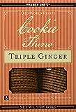Trader Joe's Cookie Thins Triple Ginger