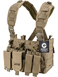 Amazon Com Tactical Vests Airsoft Sports Amp Outdoors