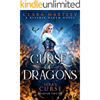 Curse of Dragons: A Reverse Harem Novel (Sera's Curse Book 2)