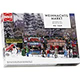Busch 1059 - Modellismo ferroviario, Mercatino di Natale