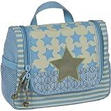 Lässig LMWB169 - Kulturbeutel 4Kids Mini Washbag Blau (Starlight Oliv)