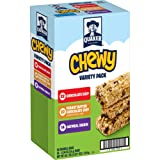 Quaker Chewy Granola Bars Variety Pack, 58 Count, 49.1 Oz