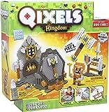 Qixels S3 Kingdom Weapons Workshop