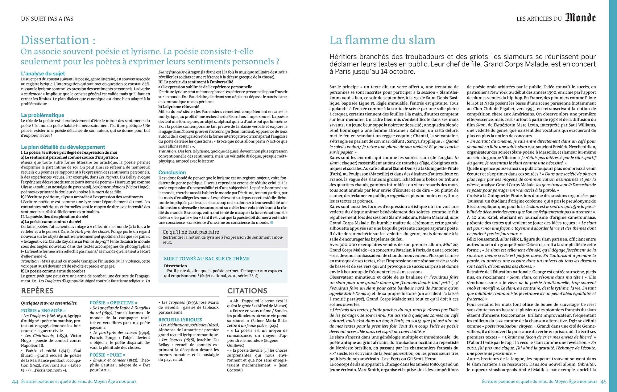 Reviser Son Bac Avec Le Monde Francais 2017 Edition Augmentee Ɯ¬ ɀšè²© Amazon