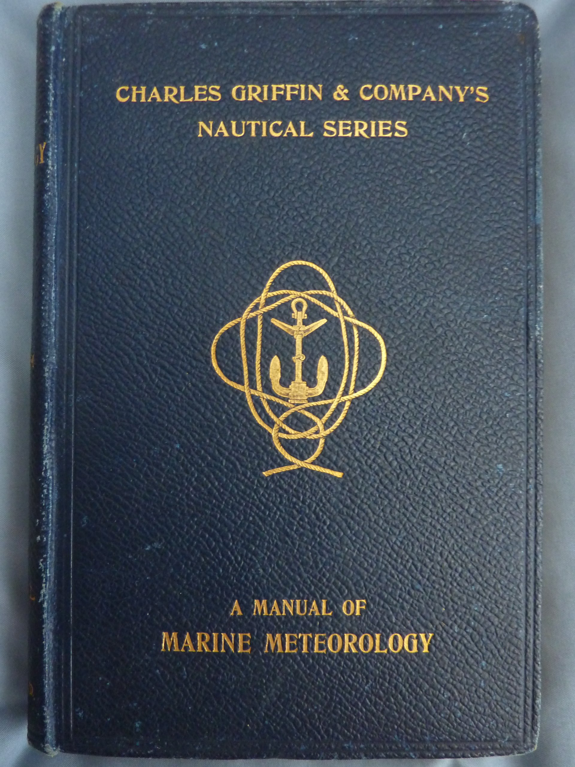 Marine Meteorology Book