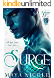 Surge: A Paranormal Reverse Harem Bully Romance (Salinity Cove Book 1)