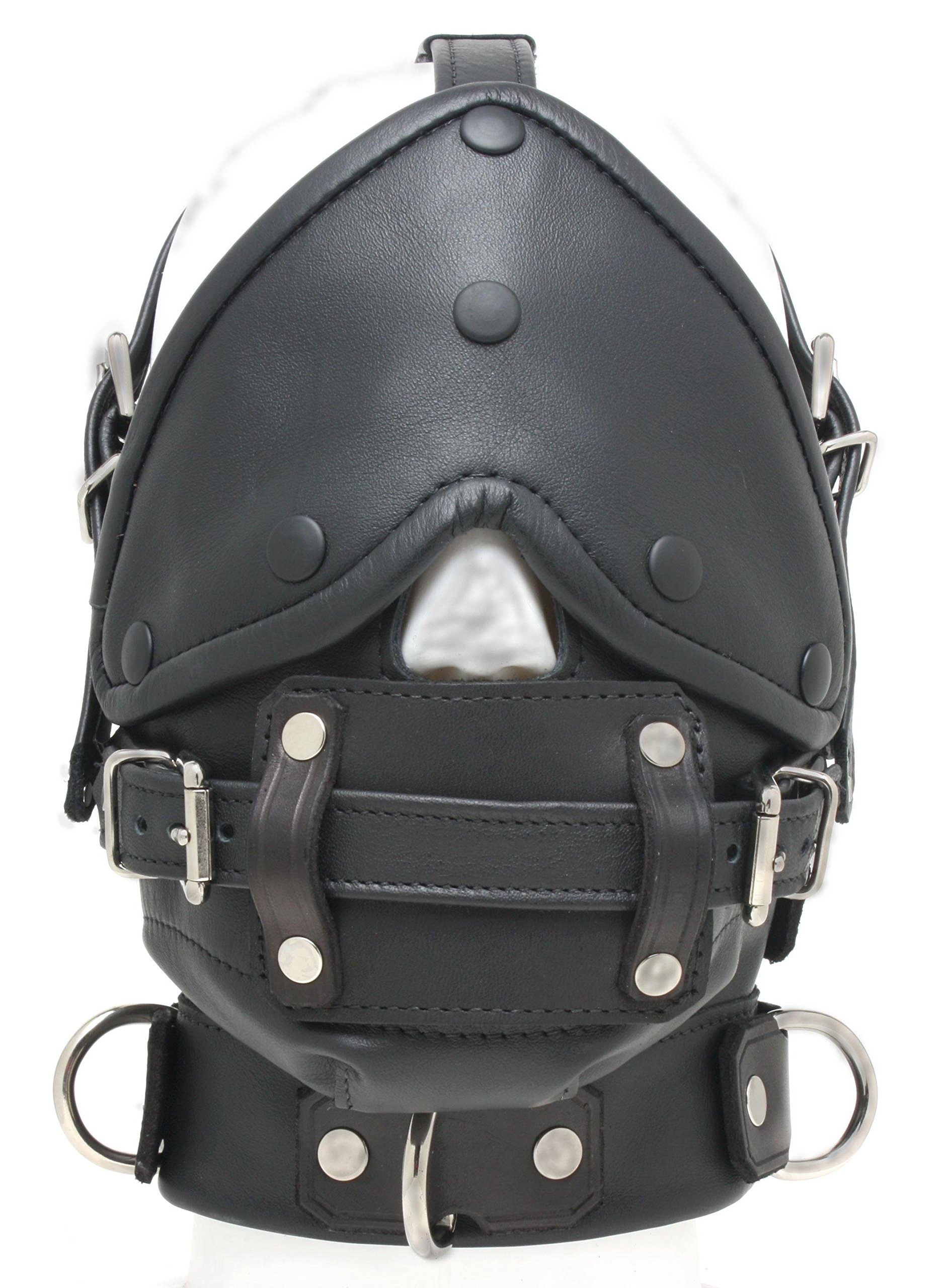 Mr-S-Leather Bishop Head Harness - Men's by Mr-S-Leather
