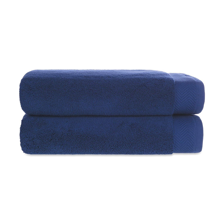 Ben Sherman Solid Ultra Absorbent Bath Towels