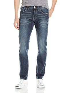 Amazon Com A X Armani Exchange Men S Straight Fit Denim Jeans