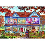 Gibsons G6223 Autumn Home Jigsaw Puzzle (1000 pieces)