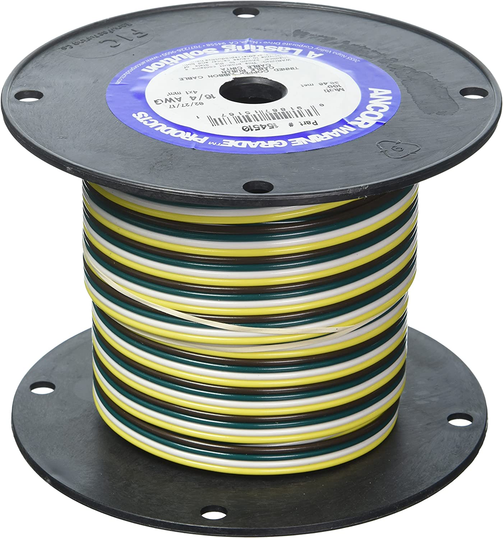 Ancor Marine Grade Duplex and Triplex Wire