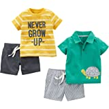 Simple Joys by Carter's Baby Boys' 4-Piece...