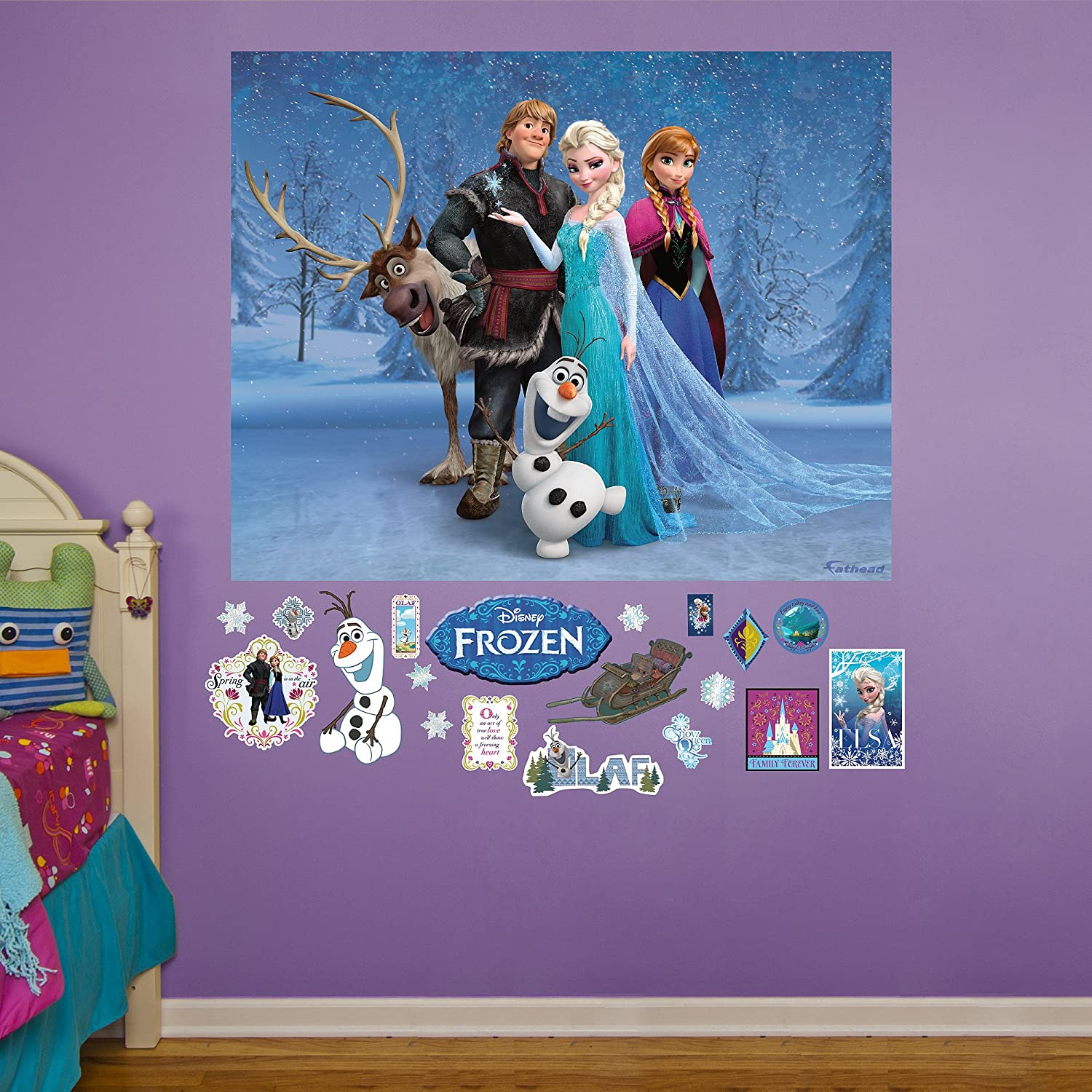 exciting disney frozen bedroom decorating ideas for your 15172 | 91z76ceg5gl sl1500