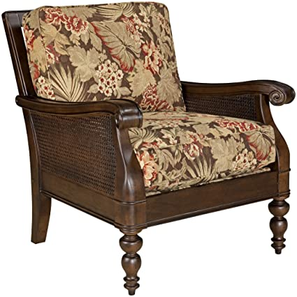 amazon com broyhill accent chair wicker kitchen dining rh amazon com