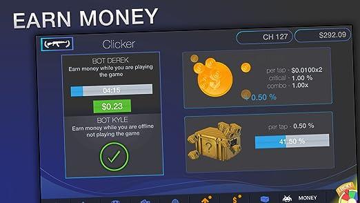Case Chase - Simulator for CS:GO