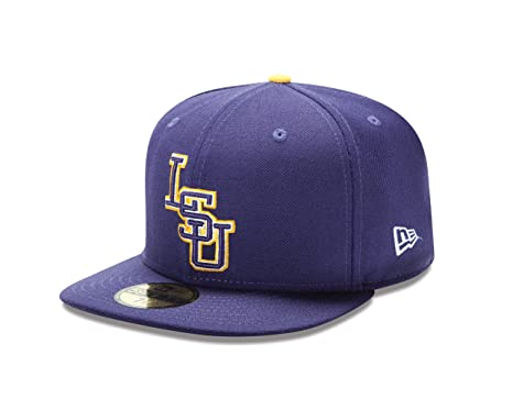 a022524e6 NCAA LSU Tigers College 59Fifty