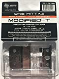 Andis T-Outliner & GTX Replacement One Hittaz Zero Gap Modified T Blades (Silver) By Pro-Mate