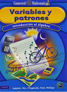 Connected Mathematics 2 - variables y patrones introduccion al algebra