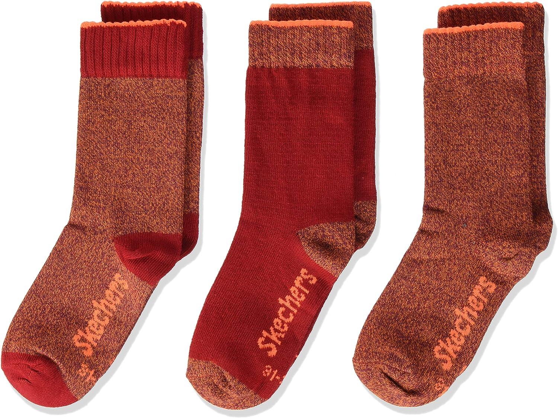 Pack of 6 Skechers Socks Girls Socks
