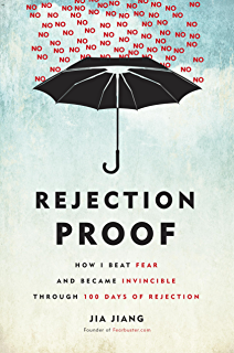 Amazon creative confidence unleashing the creative potential rejection proof how i beat fear and became invincible through 100 days of rejection fandeluxe Gallery