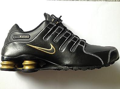 reputable site d10c6 cccc2 425 herren sneaker top 553221 d051e d9775  low cost nike shox nz eu schwarz  gr.425 5486a a9b1f