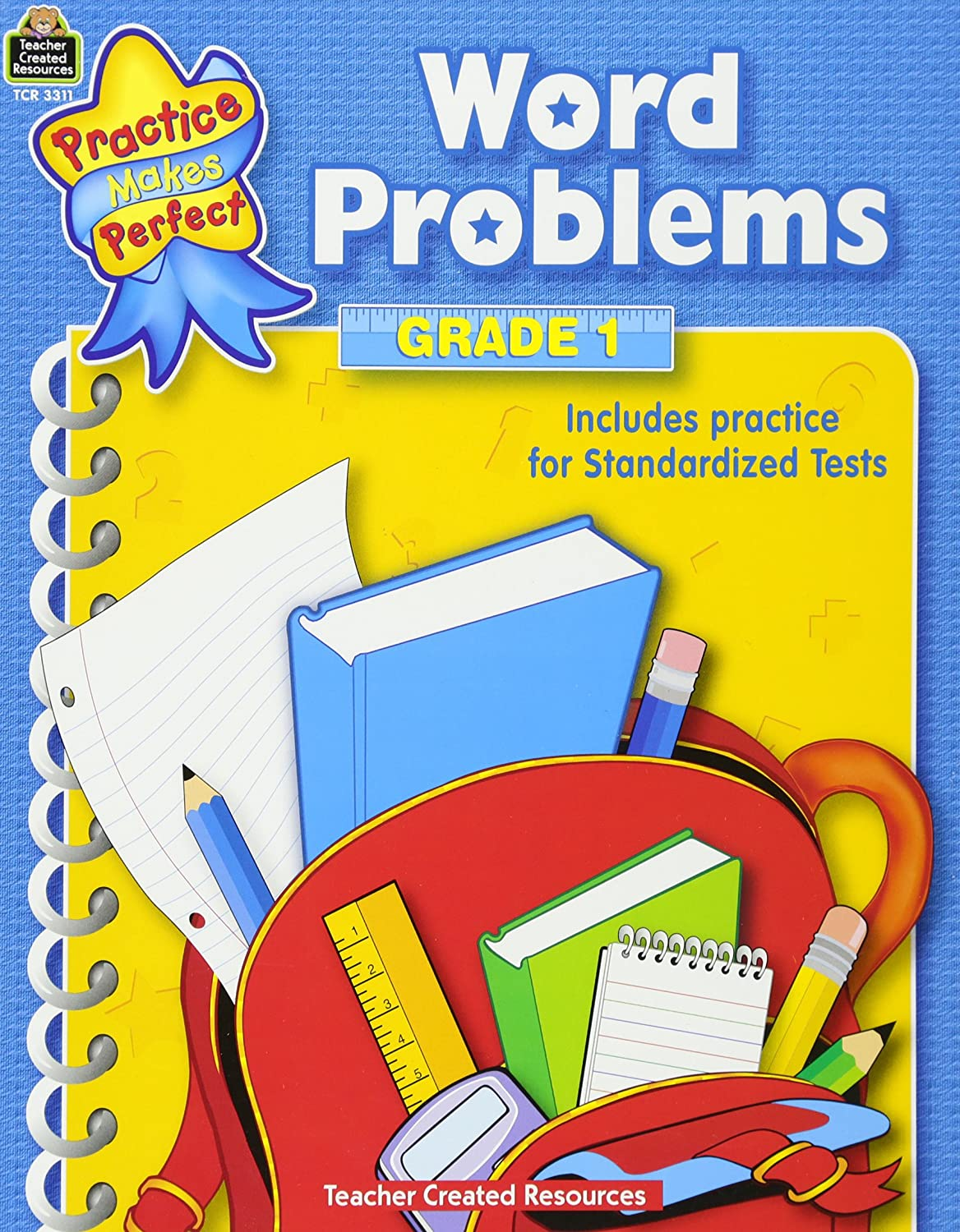 Word Problems Grade 2 (Practice Makes Perfect (Teacher Created Materials)):  Teacher Created Resources Staff: 9780743933124: Amazon.com: Books