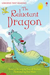 The Reluctant Dragon: For tablet devices (Usborne First Reading: Level Four) Kindle Edition
