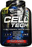 Muscletech celltech creatine powder micronized creatine creatine hcl fruit punch - Cell tech hardgainer creatine formula ...
