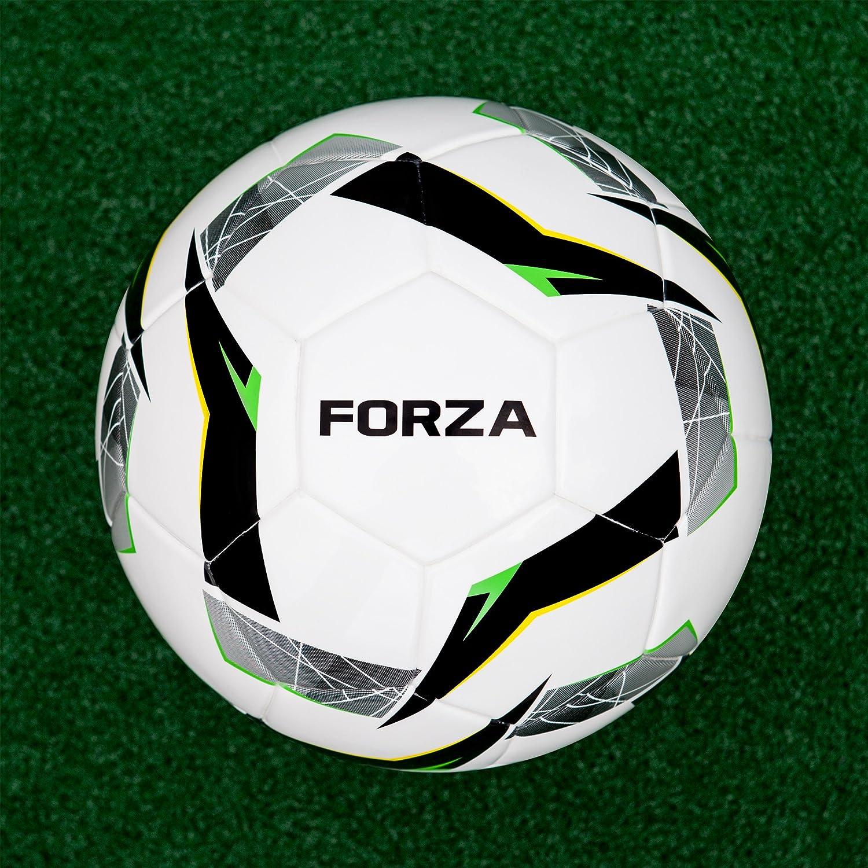 Forza Futsal Soccer Balls – 標準とProボール規定サイズFutsalフットサルボール[ Net世界スポーツ] B0784TMYMFPack Of 1