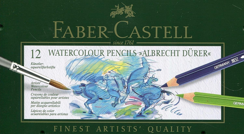Faber-Castell Albrecht Durer Watercolour Pencils Tin Of 24 F117524 reikos_0019522742AM_0000451