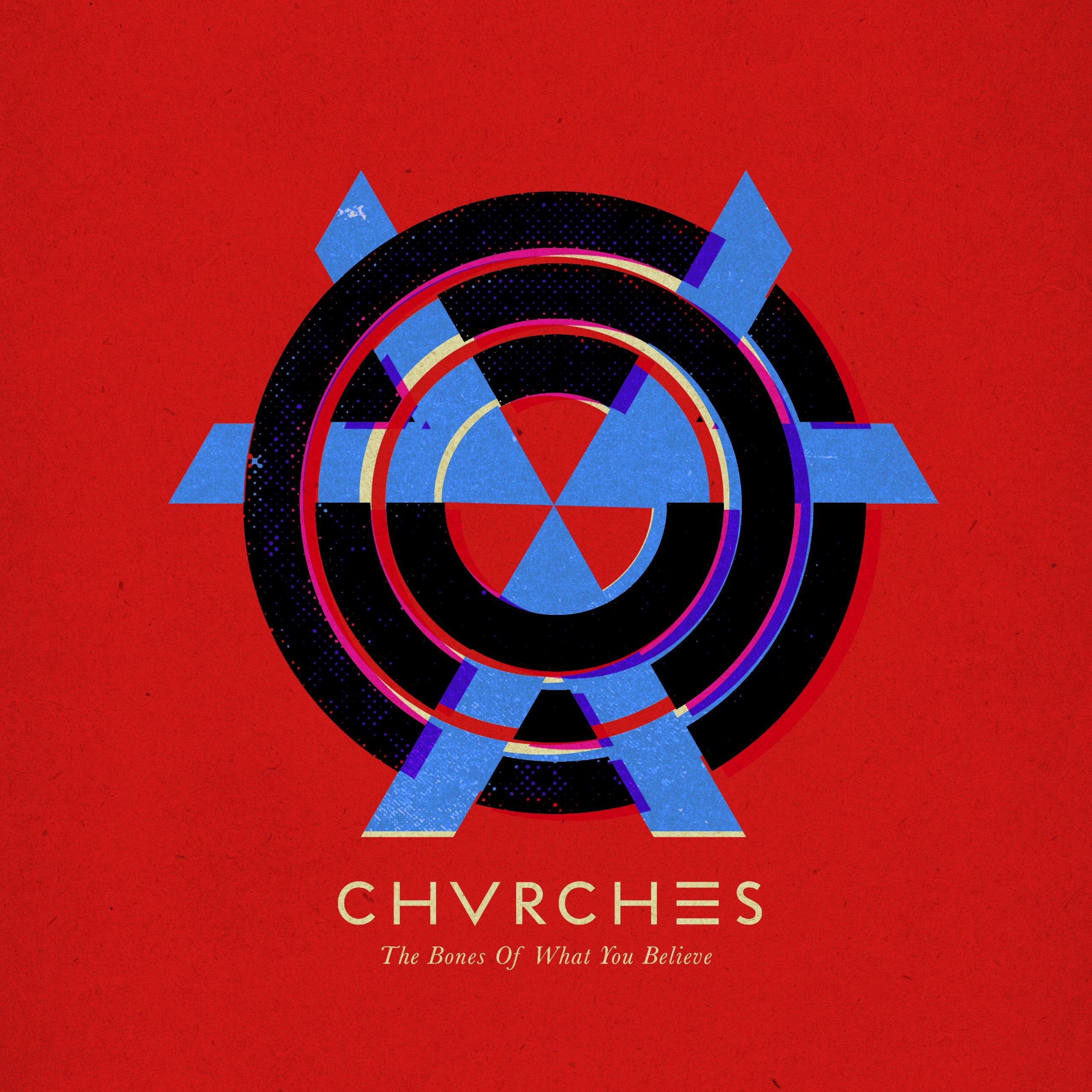 Vinilo : Chvrches - Bones of What You Believe (LP Vinyl)