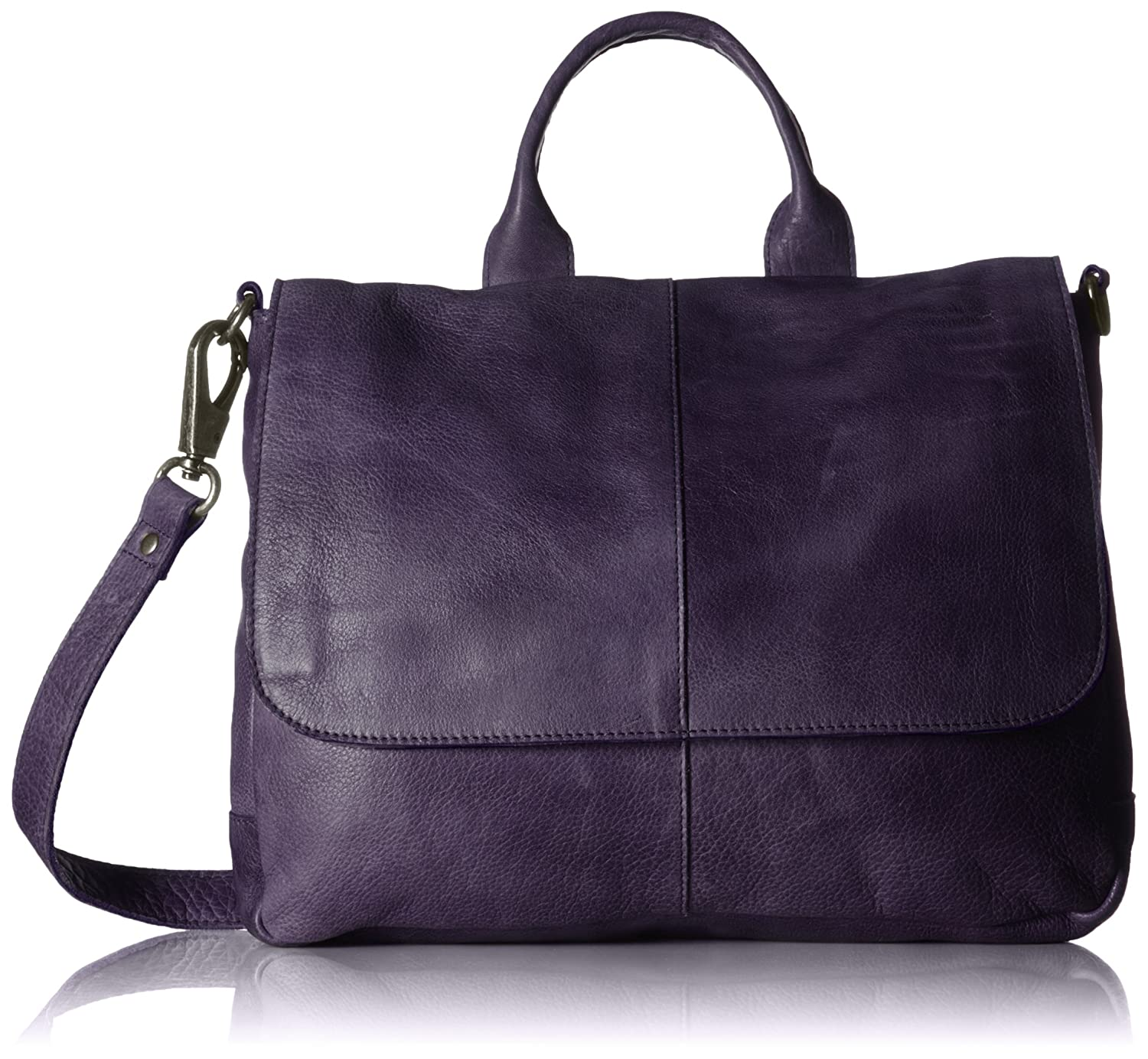 83ddc6eb6a78 Latico Renwick Shoulder Bag , 100% Authentic Leather , Designer Made,  Artisan Linings, Luxury Fashion