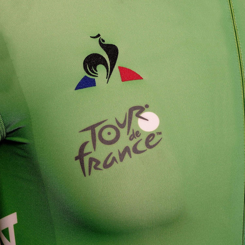 Le Coq Sportif Herren Tdf 2020 Replica Jersey M Unterhemd