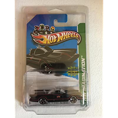 Hot Wheels BATMAN Classic TV Series BATMOBILE 62/250 {2013}: Toys & Games