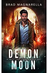 Demon Moon (Prof Croft Book 1) Kindle Edition