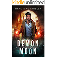 Demon Moon (Prof Croft Book 1) book cover
