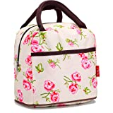 Fashion Lunch Bag Tote for Women Work School Travel Make Up Bag Diaper Organizer Bag
