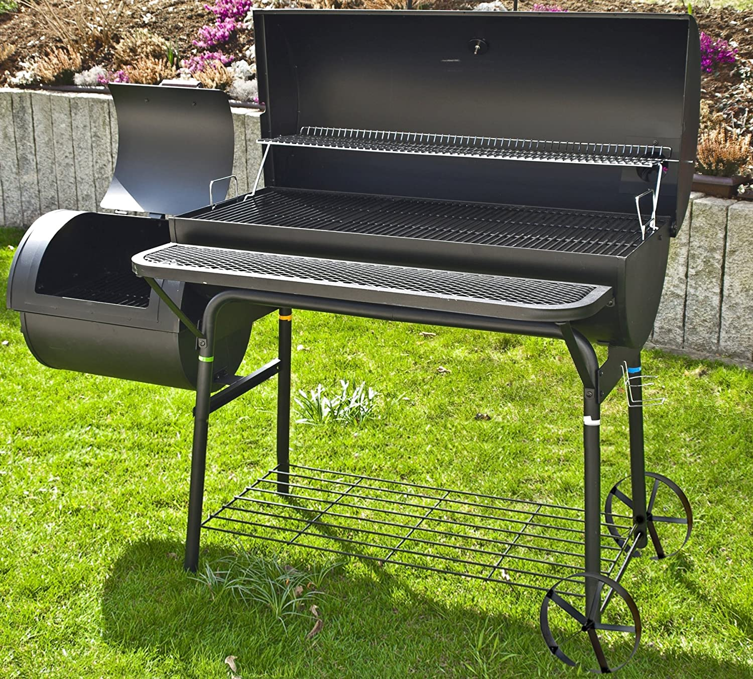 Smoker Grill Test