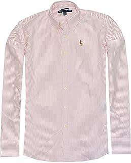 6bfdaca1 Ralph Lauren Women's Plus Size Tie Dye Button Up Shirt-MI-1X at ...