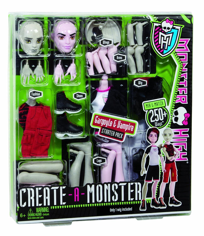 Uncategorized Monster High Gargoyle monster high create a gargoyle vampire boy starter set playsets amazon canada