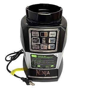 Ninja Motor Base 1200w for Nutri Ninja Pro Bl490 BL491 BL492 Compact Auto-iQ Blender