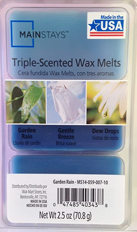 Nuevo Amazing Aroma de Triple 3-in-1 cera fragancia para el hogar y