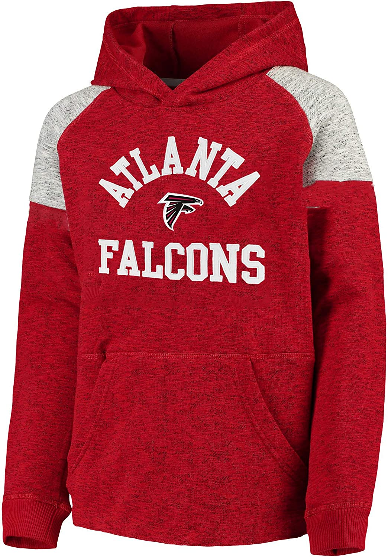 Outerstuff NFL Youth 8-20 Team Color Linebacker Pullover Sweatshirt Fleece Hoodie