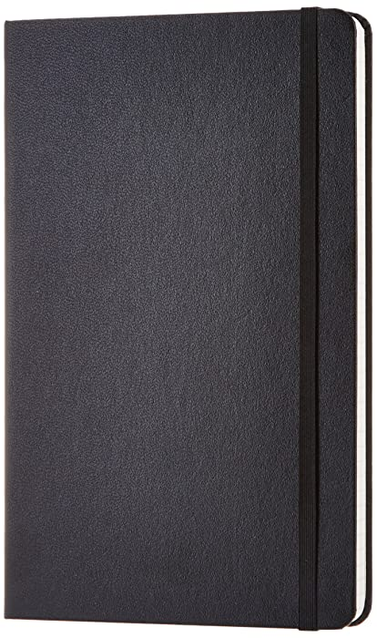 AmazonBasics Classic Notebook - Squared
