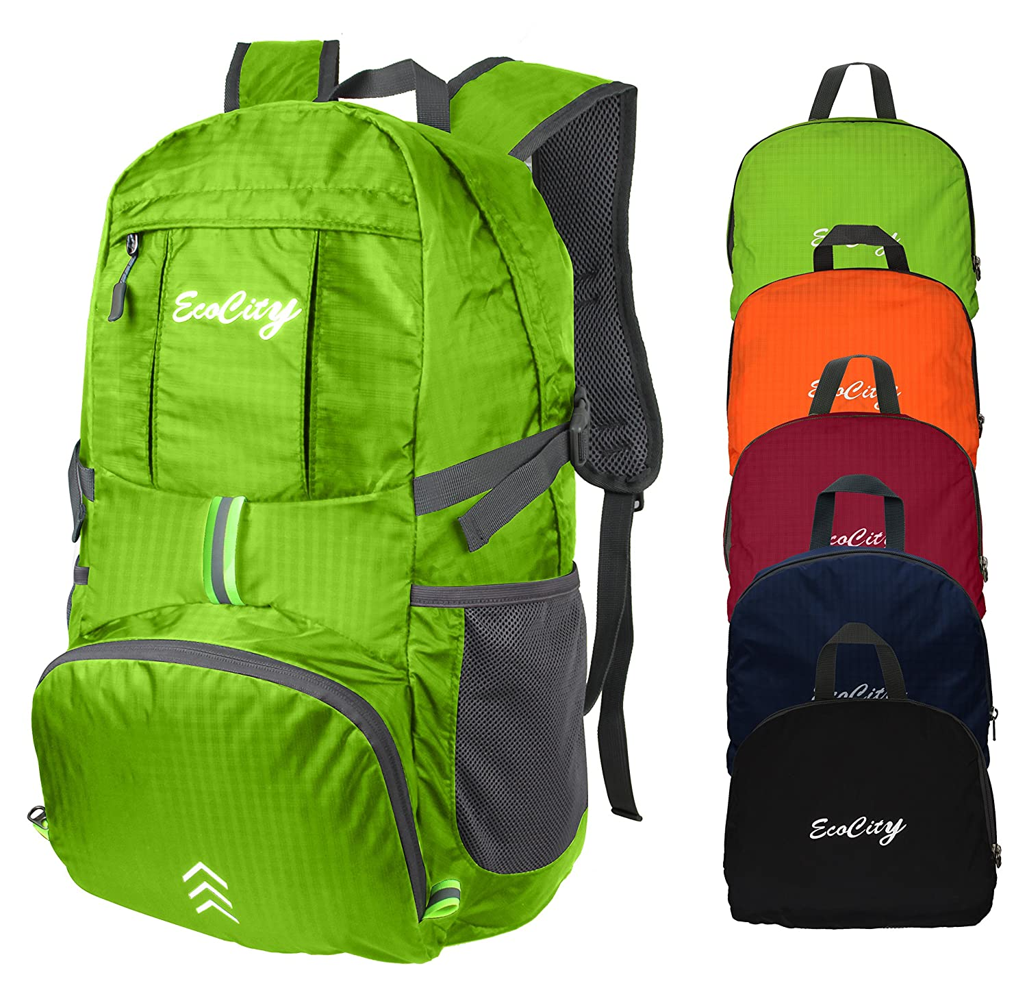 ecocity ultra light 30l ripstop water resistant
